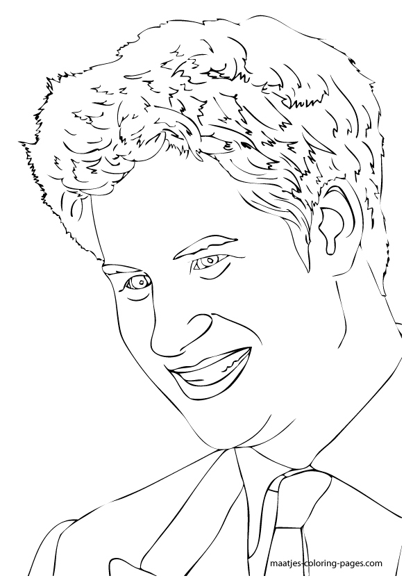 the royal family coloring pages - photo#8