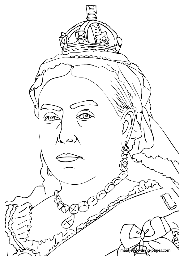 the royal family coloring pages - photo#32