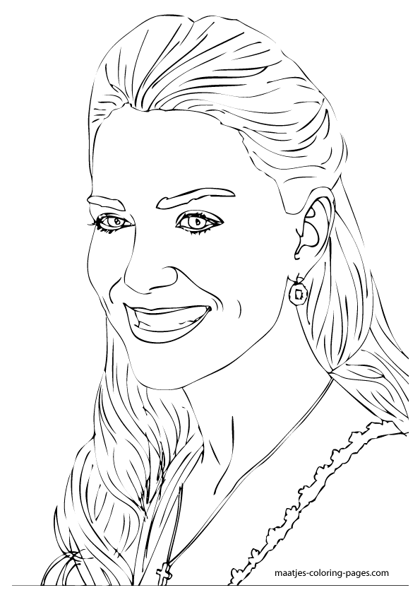 the royal family coloring pages - photo#36