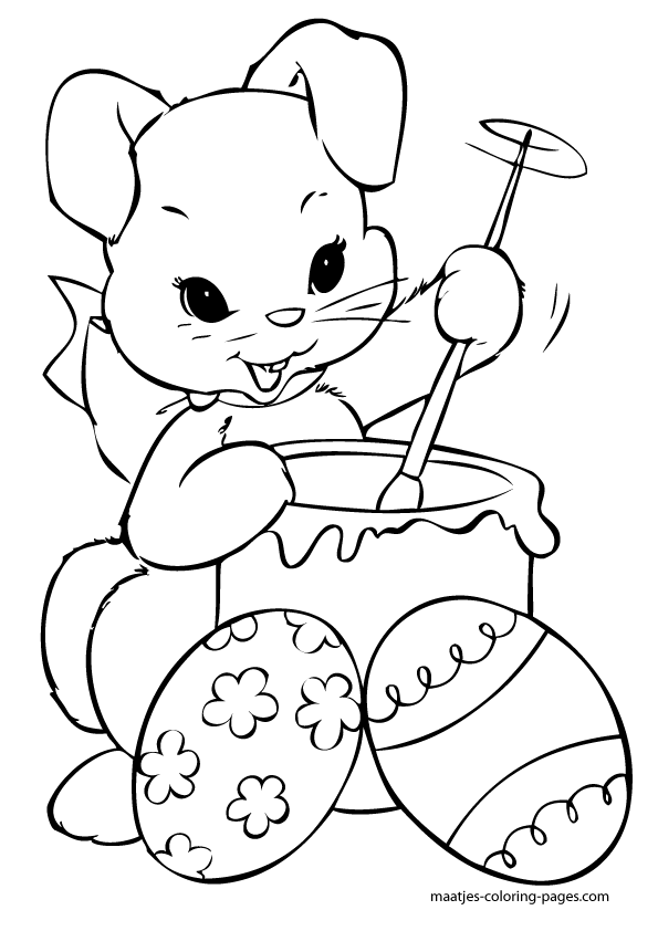 angry birds coloring pages easter - photo#28