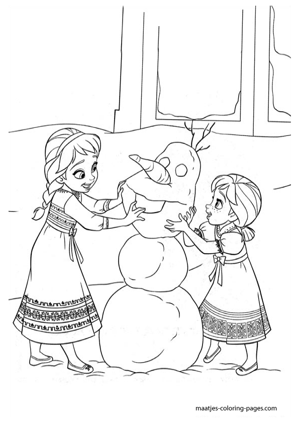 free coloring pages frozen printable - photo#16