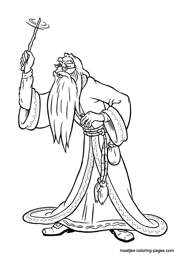 Harry Potter Coloring Page Picture To Pin On Pinterest