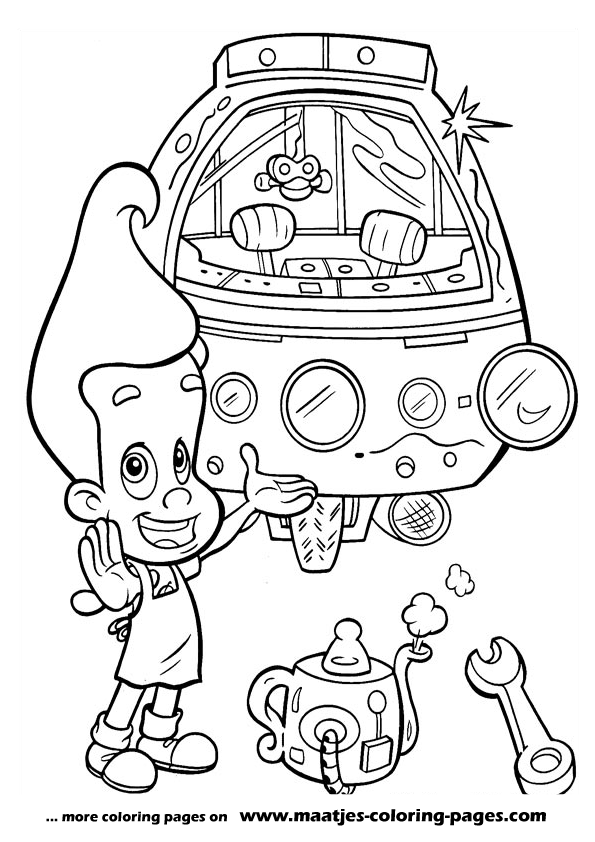 planet sheen coloring pages | Planet Sheen Coloring Pages Coloring Pages