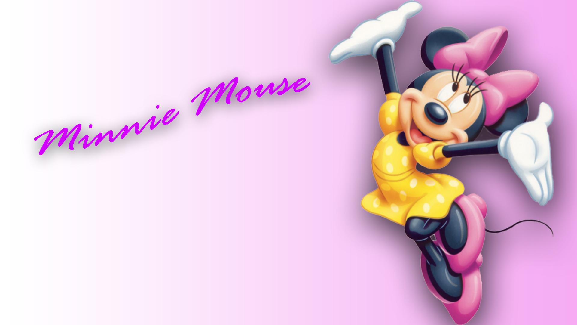 pics photos minnie mouse desktop wallpaper