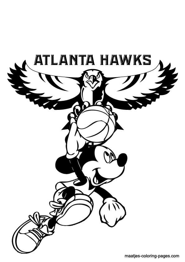 Atlanta Hawks and Mick