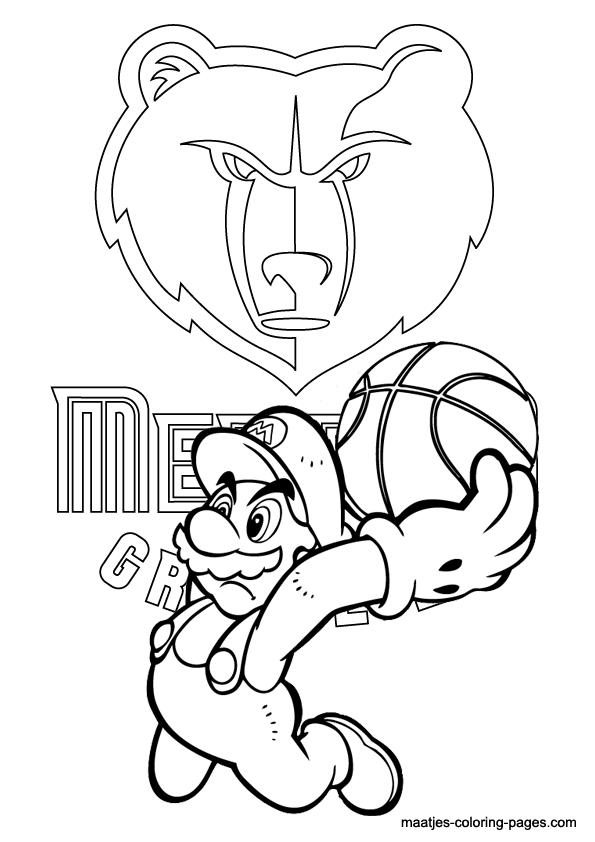memphis zoo coloring pages - photo#5