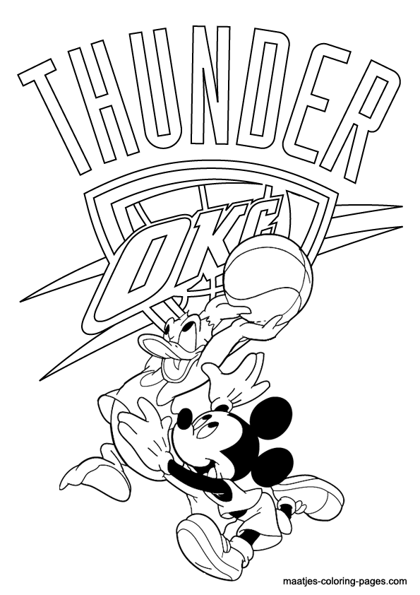 Oklahoma City Thunder Coloring Pages Oklahoma_city_thunder_nba