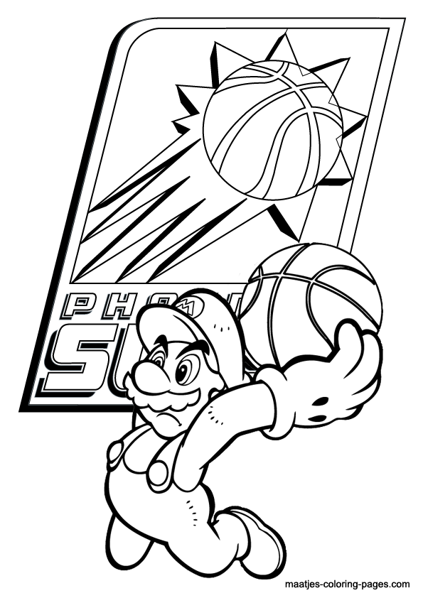 coloring pages suns - photo#35