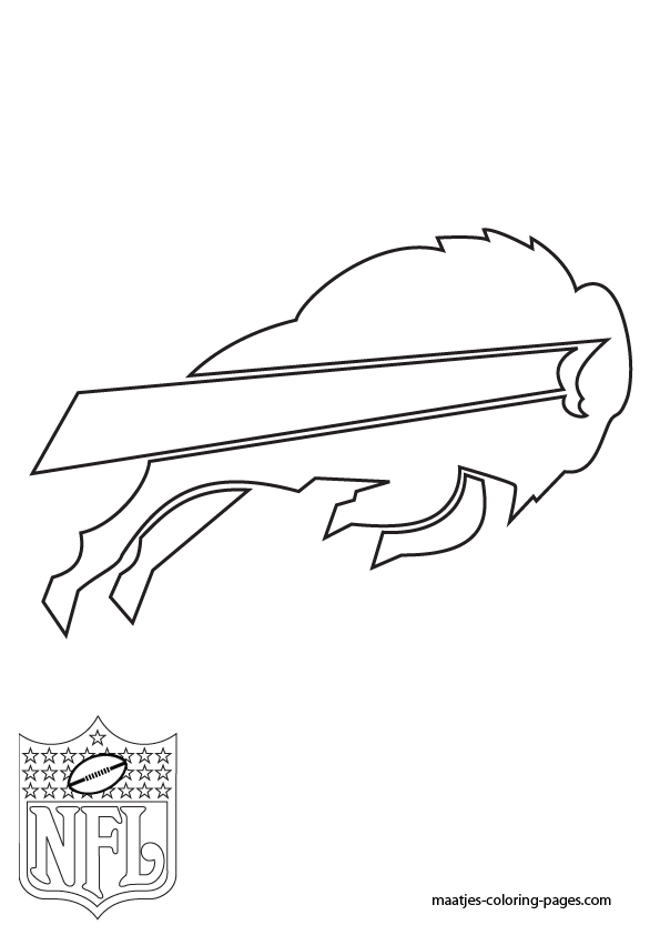 28 buffalo bills coloring pages buffalo bills logo coloring coloring buffalo bills coloring