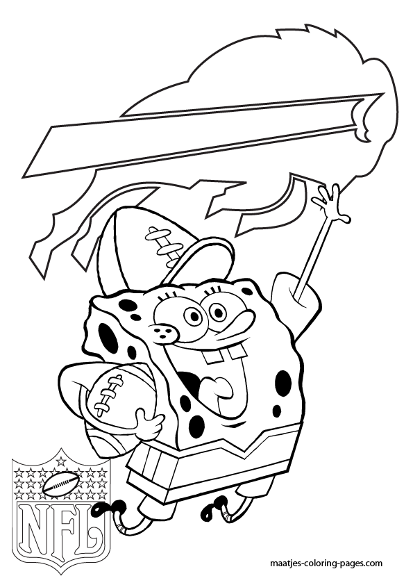 Pin Buffalo Bills Coloring Pages On Pinterest Buffalo Bills Coloring Pages