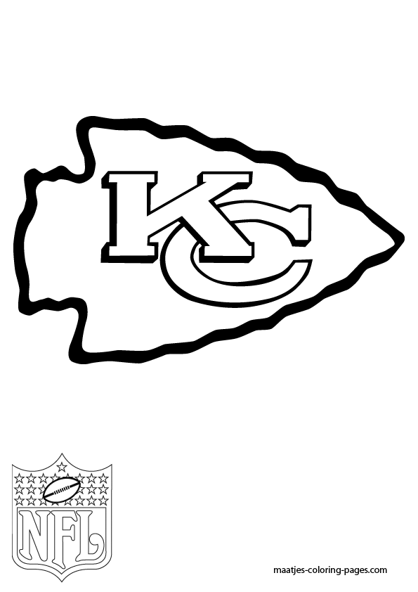 Nfl team logos coloring pages coloring pages for Nfl team coloring pages