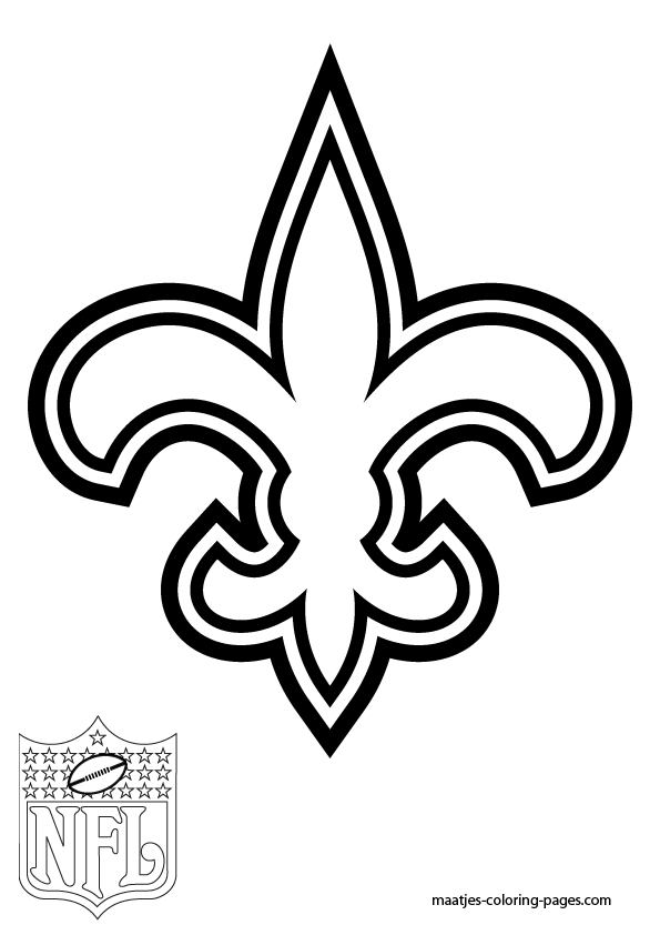 saints coloring pages to print free new orleans saints printables traffic school online
