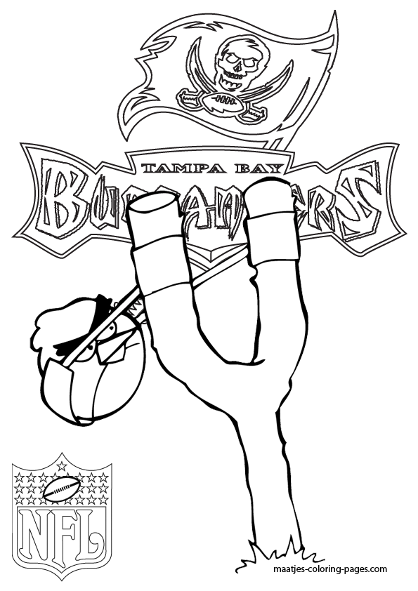 buccaneers helmet coloring pages - photo #4