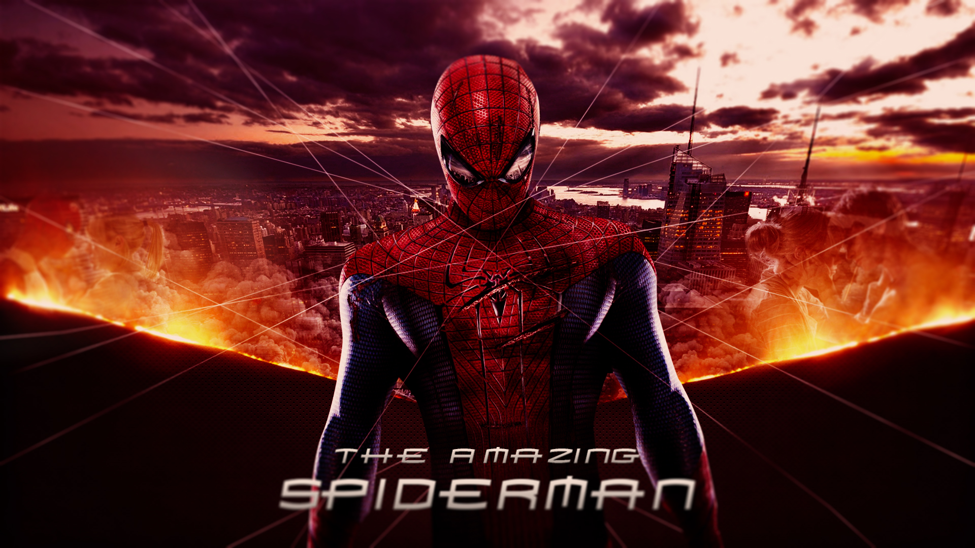 31 spiderman hd wallpaper - photo #35