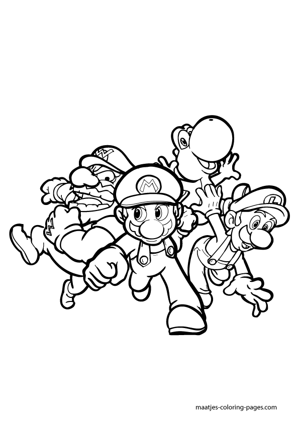Super Bowl Coloring Sheet New Calendar Template Site Mario World Coloring Pages
