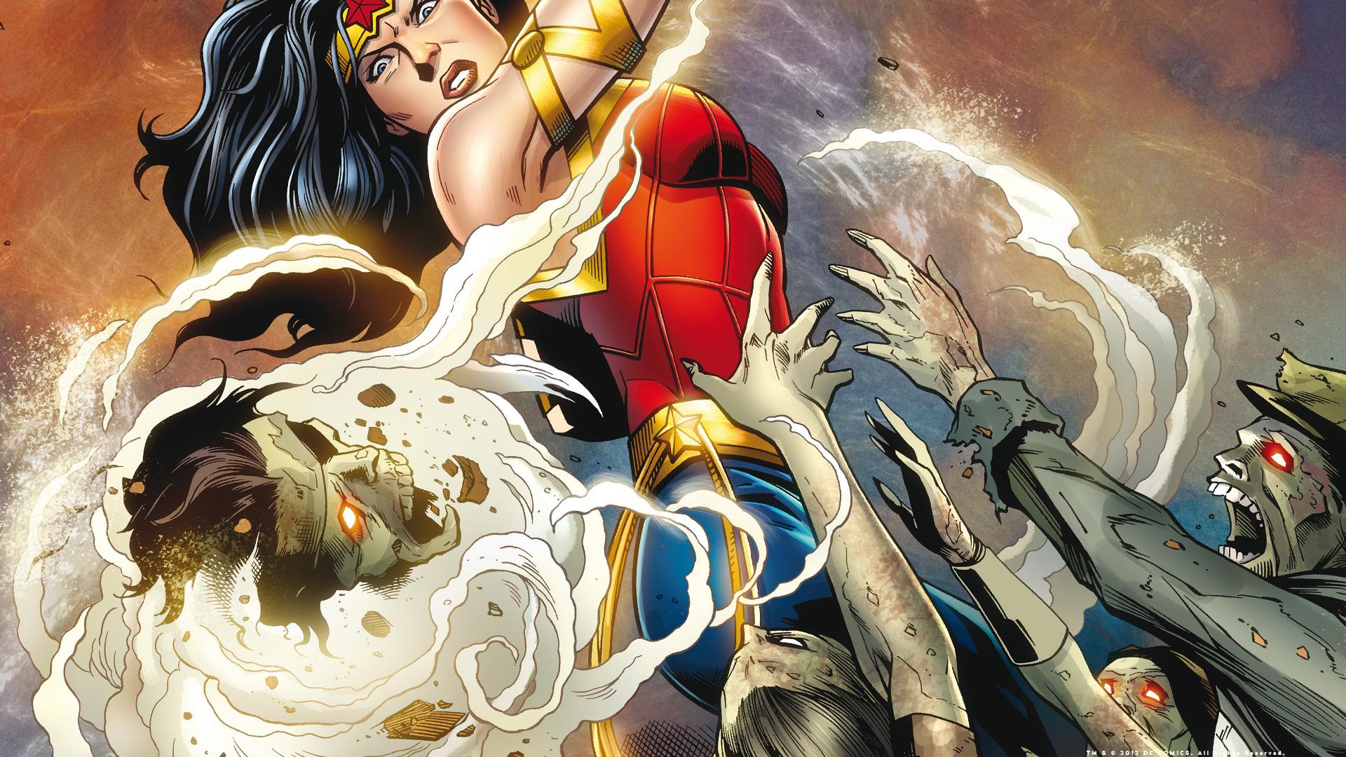 Wonder Woman Free