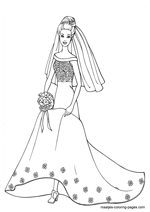 Barbie Dreamtopia Coloring Pages l Barbie Mermaid Drawing Pages to ...   212x150
