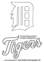 mlb coloring pages 02 ford - photo#5