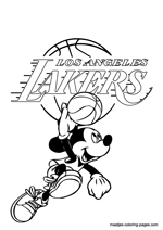 Nba Logo Coloring Pages - Coloring Home | 212x150