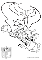 Houston texans coloring pages ~ Houston Texans coloring pages