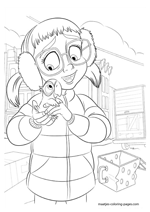 Rio coloring pages printable games   212x150